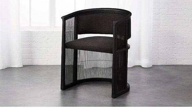 CB2 Kaishi Chair, $599