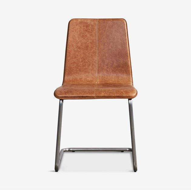 Fernish Pony Leather Chair