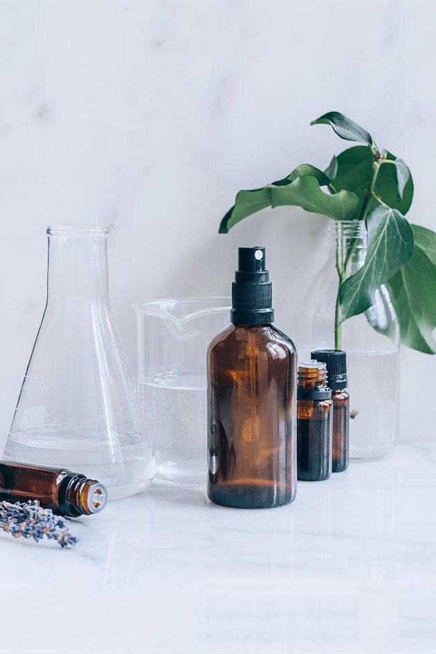 DIY Spring Room Spray