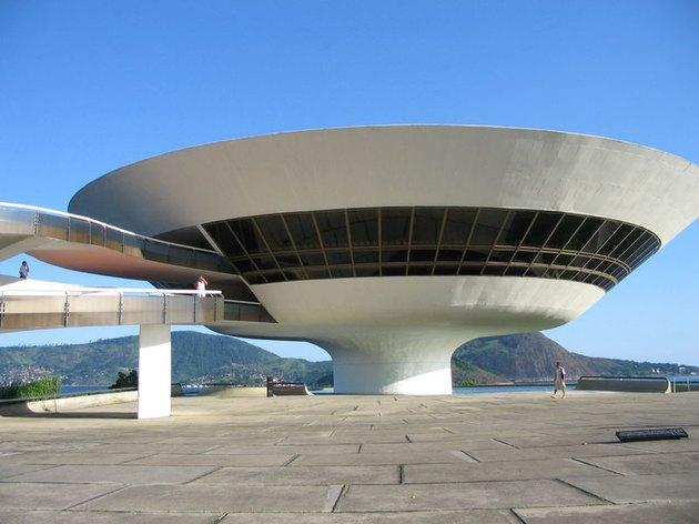 Museu de Arte Contemporânea (MAC), Niterói