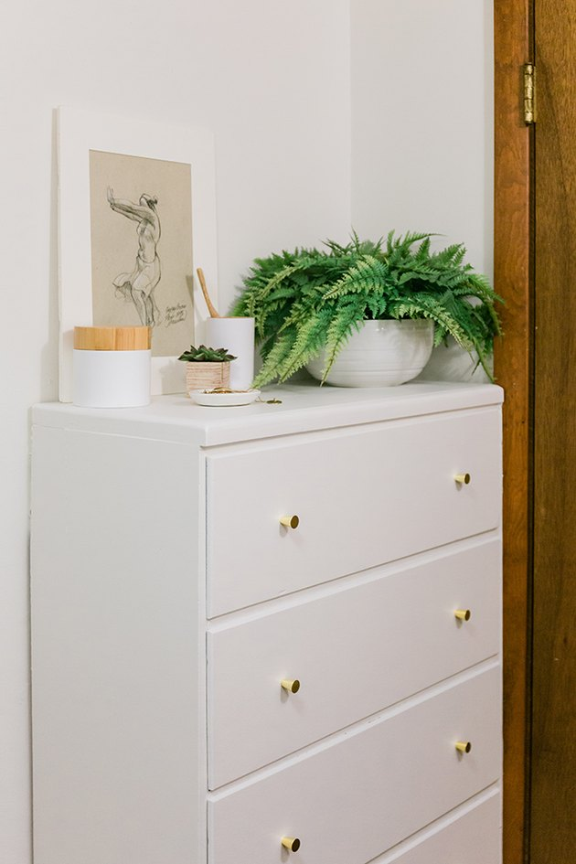It's not just about organizing your drawers—keep open spaces clean of clutter and make them function for you.