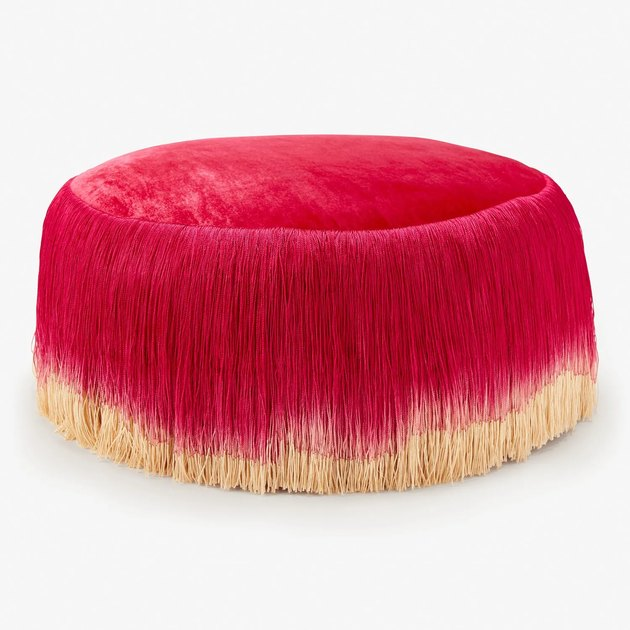 Anke Drechsel Long Fringe Drum, $425