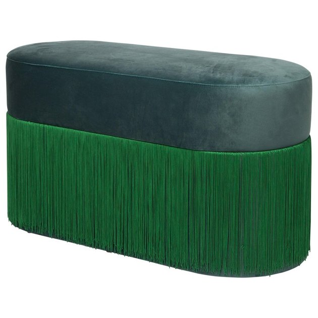 Houtique Large Velvet Pouf, $517.47