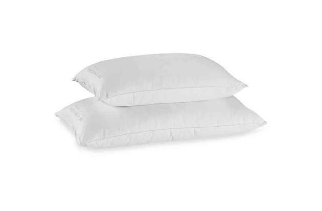 wamsutta dream zone synthetic down pillow sleeper