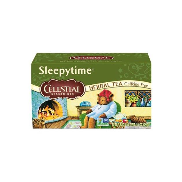 celestial seasonings herbal sleepytime