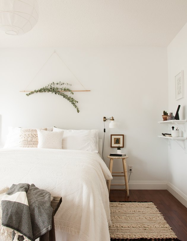 white bedroom ideas in shades of white