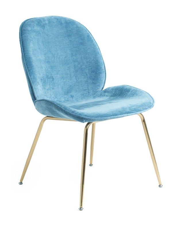 Ave Six Velvet Chair, $129.99
