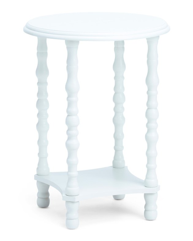 J Hunt Home Round Side Table, $49.99