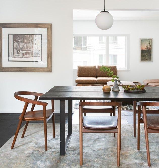 Alter Interiors dining room