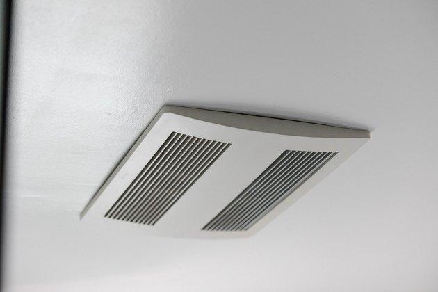bathroom ceiling ventilation