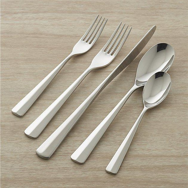 Flatware from Crate and Barrel