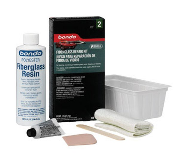 Bondo Fiberglass Repair Kit