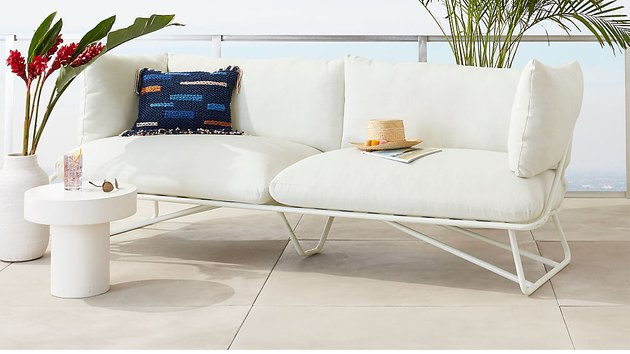 CB2 Pool Party Sofa, $1,279