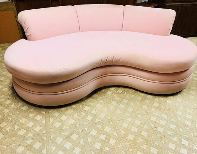 Adrian Pearsall Cloud-Shaped Sofa