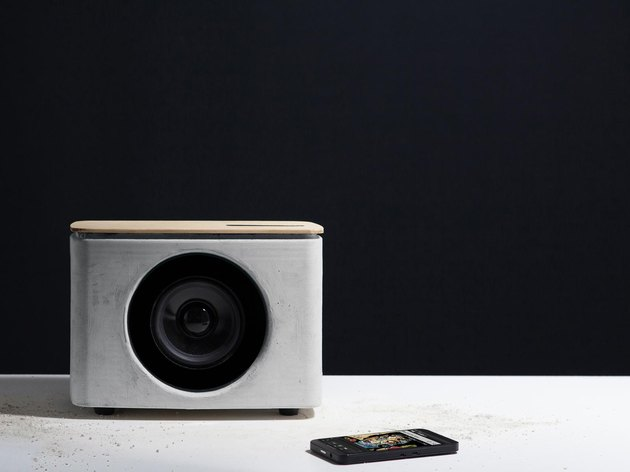 Digital Habits P.A.C.O. Concrete Speaker