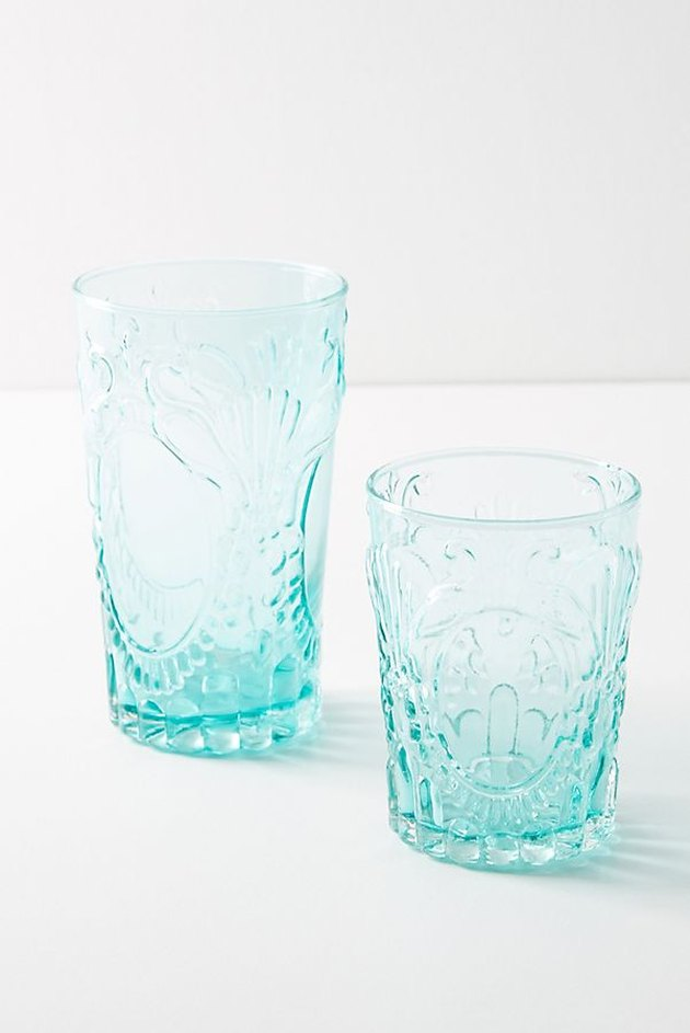 anthropologie sadie tumblers