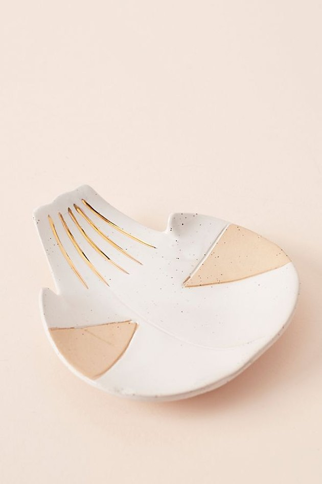 anthropologie trinket tray