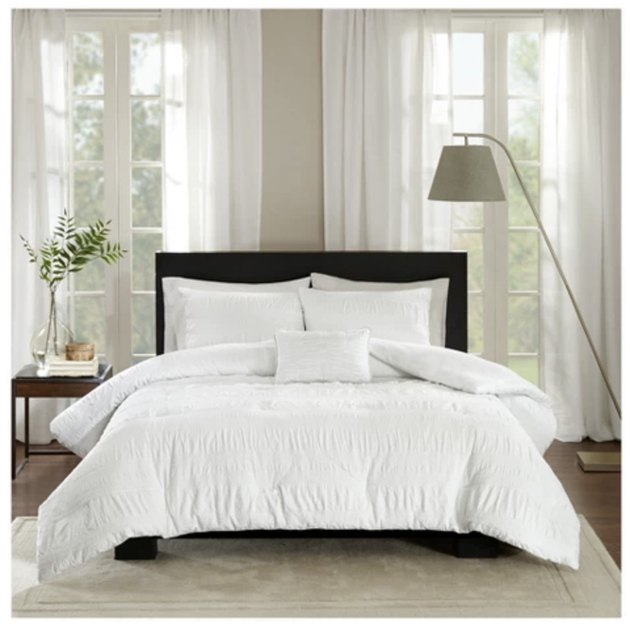 Target Amari Cotton Seersucker Duvet Cover Set
