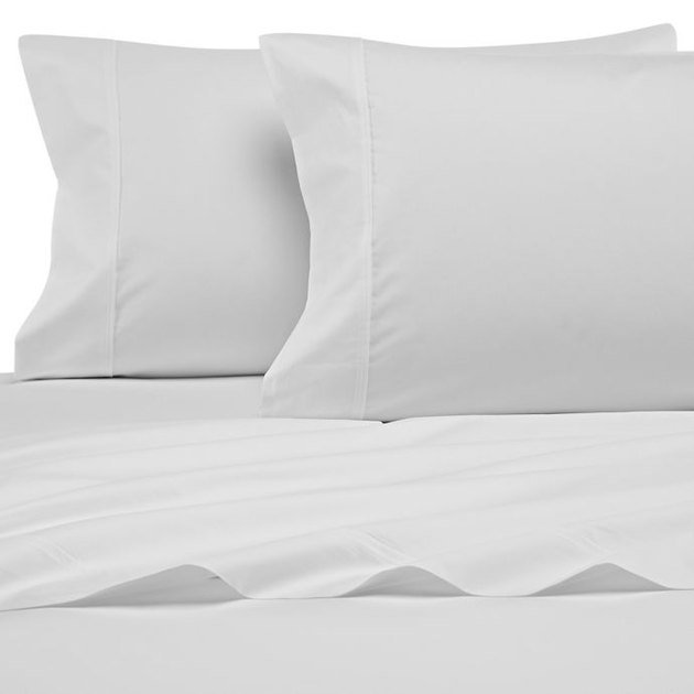 Heartland HomeGrown 400-Thread-Count Percale Sheet Set
