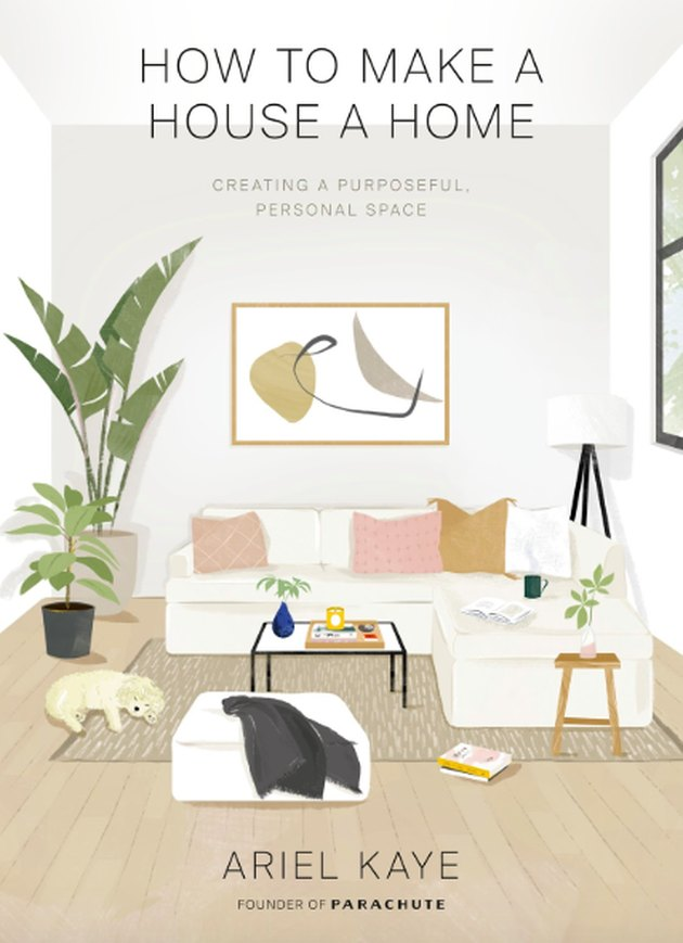 "cover of book with title ""how to make ah ouse a home"""