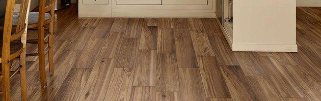 Porcelain floor tile manufactured by Marazzi
