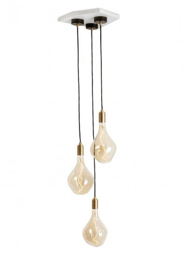 brass ceiling light by tala lighting
