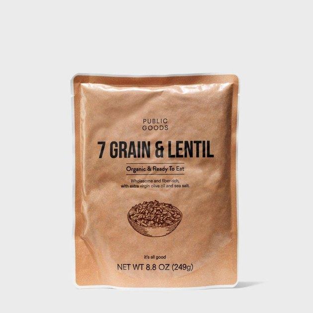 Public Goods 7 Grain and Lentils