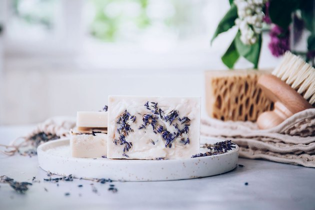 We Are Completely Charmed by This DIY Soap Recipe Using Goat's Milk