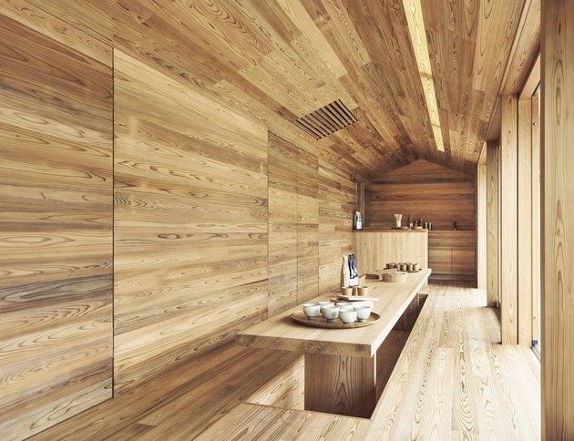 Yoshino Cedar House