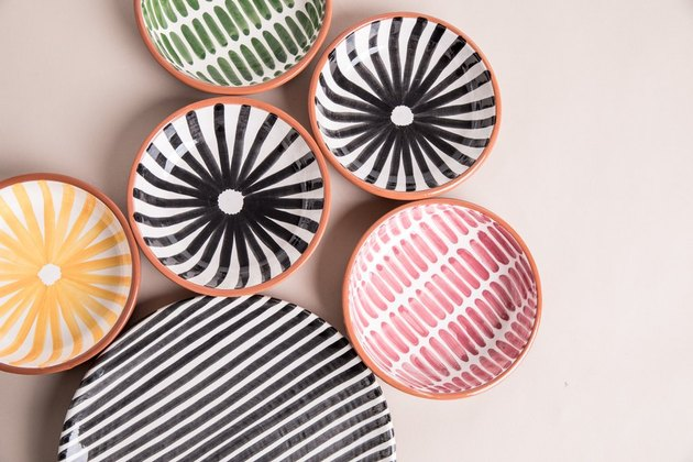 terra-cotta pottery