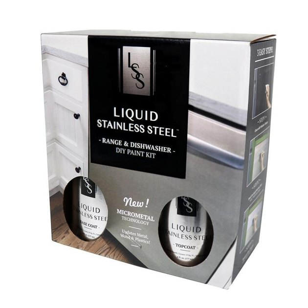 Liquid Stainless Steel kit