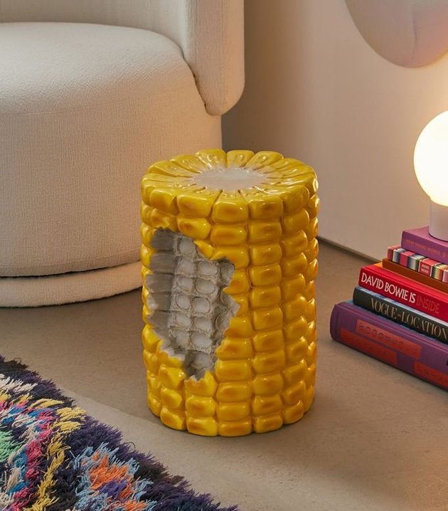 urban outfitters corn stool