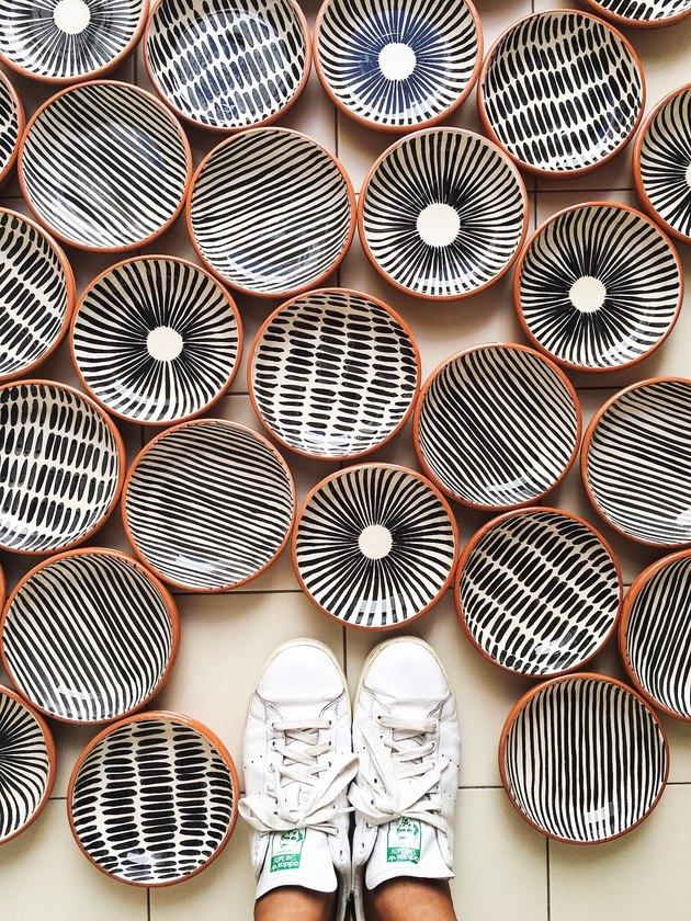 terracotta pottery