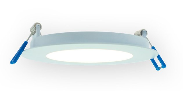 Retrofit recessed light.