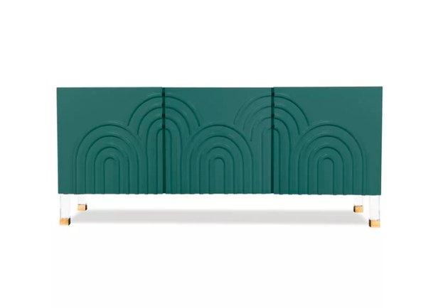 wayfair modshop arches 3-door credenza