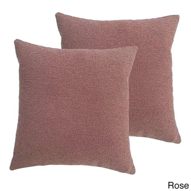 Carlisle 17-inch Throw Pillows (Set of 2), $38.99