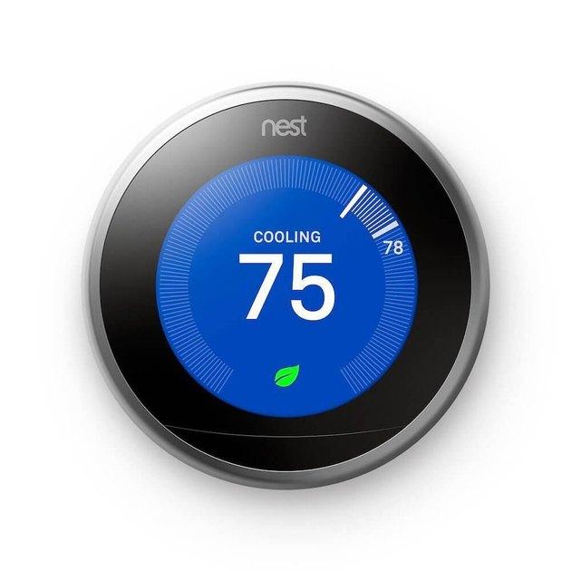 amazon nest thermostat