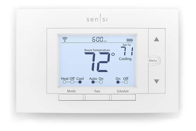 amazon emerson sensi wi-fi thermostat