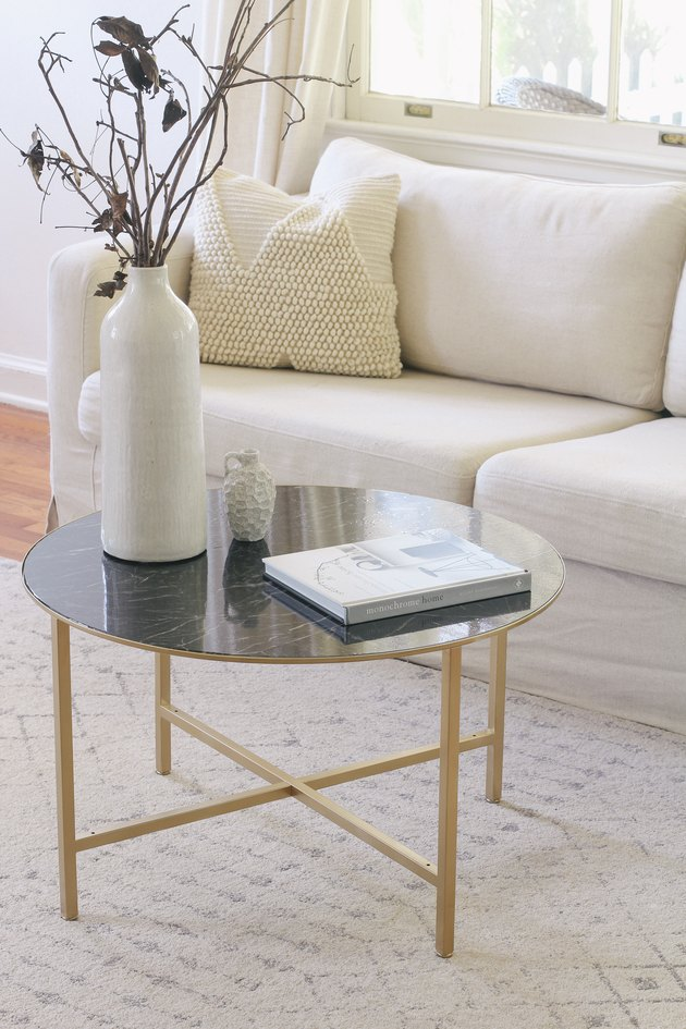 IKEA VITTSJO coffee table hack