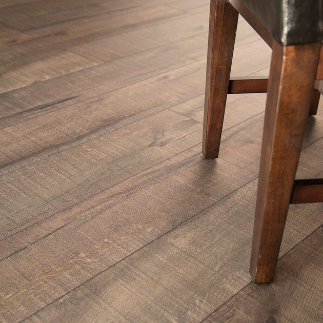 Cork flooring manufactured by Cali Bamboo