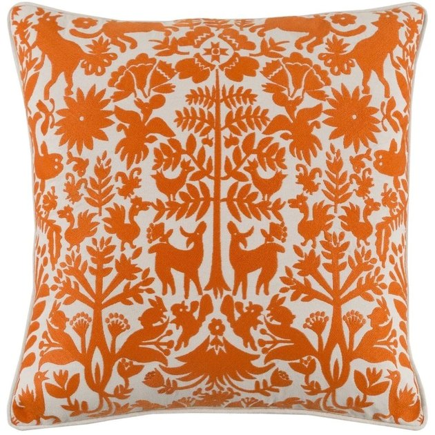 Decorative 18-Inch Pillow, $34.99