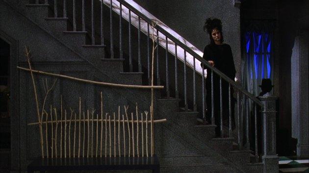 Beetlejuice stairs 2