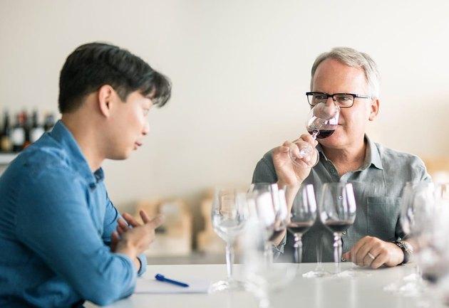 wine appreciation masterclass