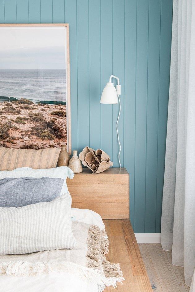 Coastal zen bedroom ideas