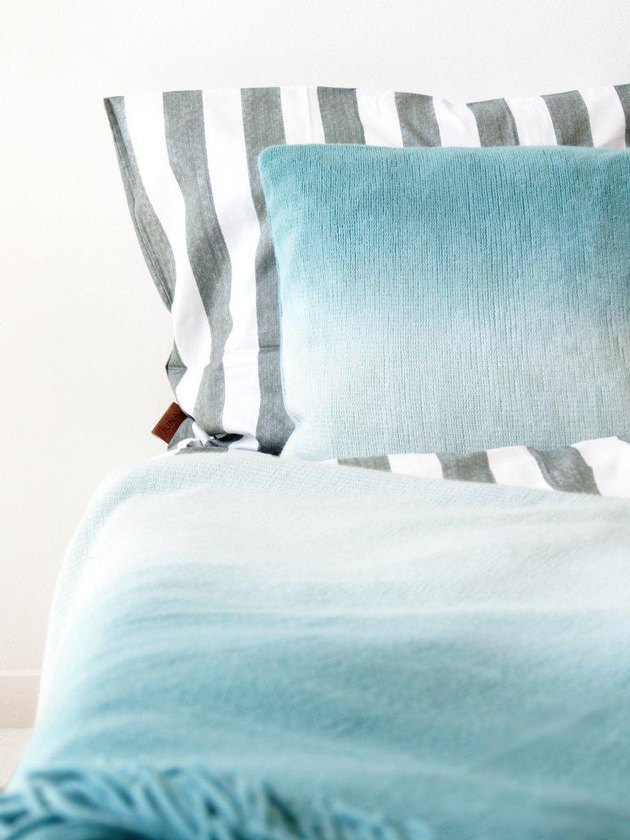 ombre bedding