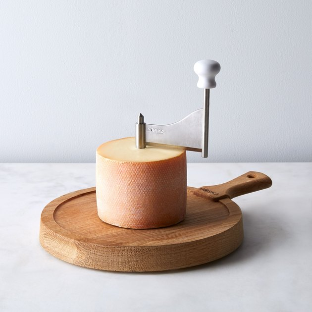 Boska Wooden Cheese and Chocolate Curler