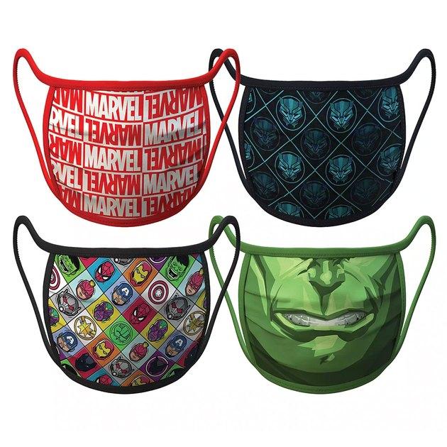 disney marvel cloth face masks
