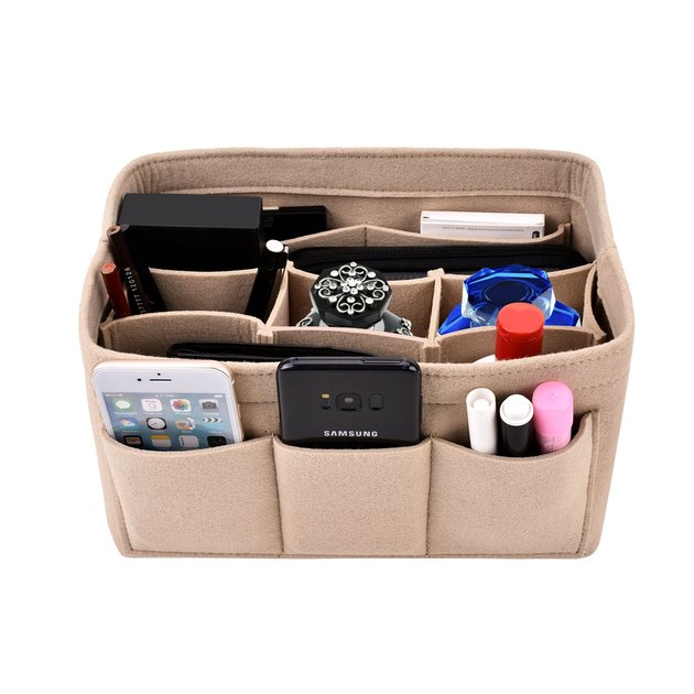 kumako purse organizer insert