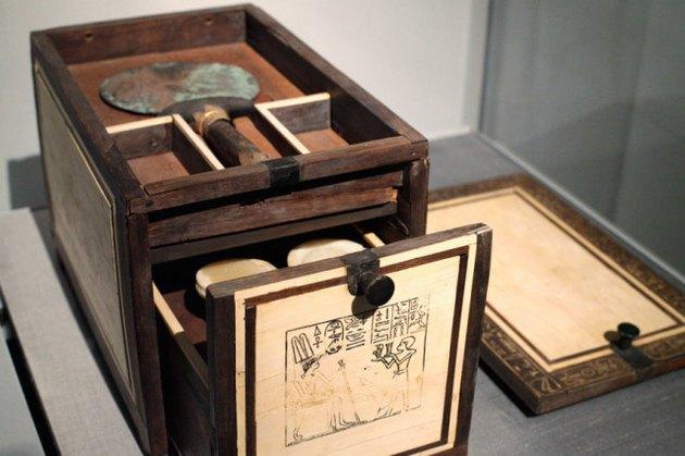 Cosmetic Box, Egyptian, ca.1814-1805 B.C.