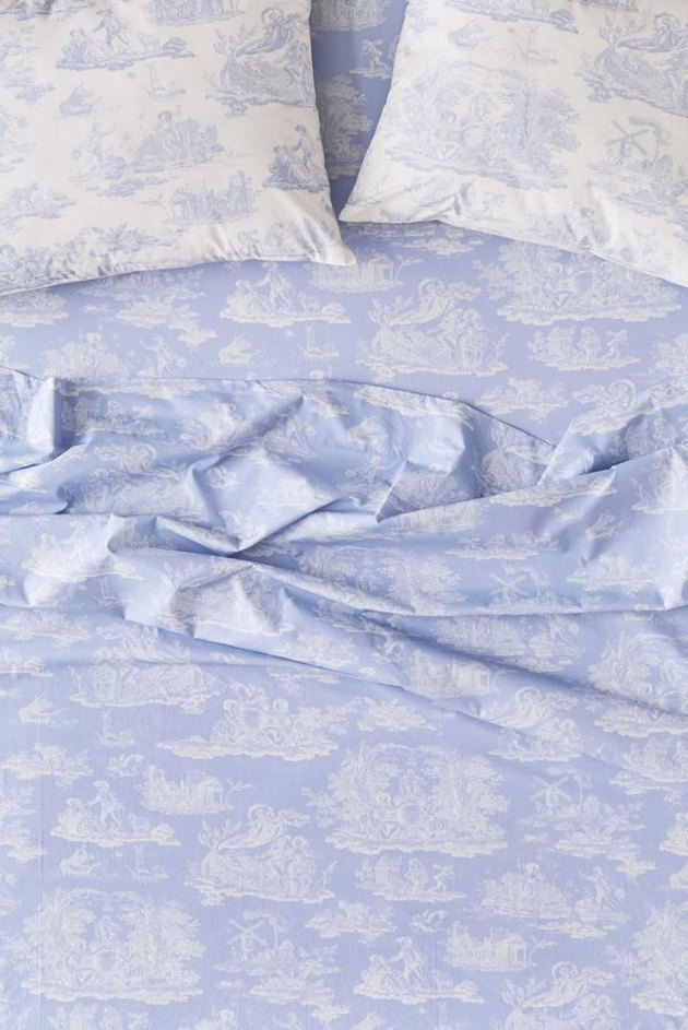 Laura Ashley x UO Toile Sheet Set, starting at $99